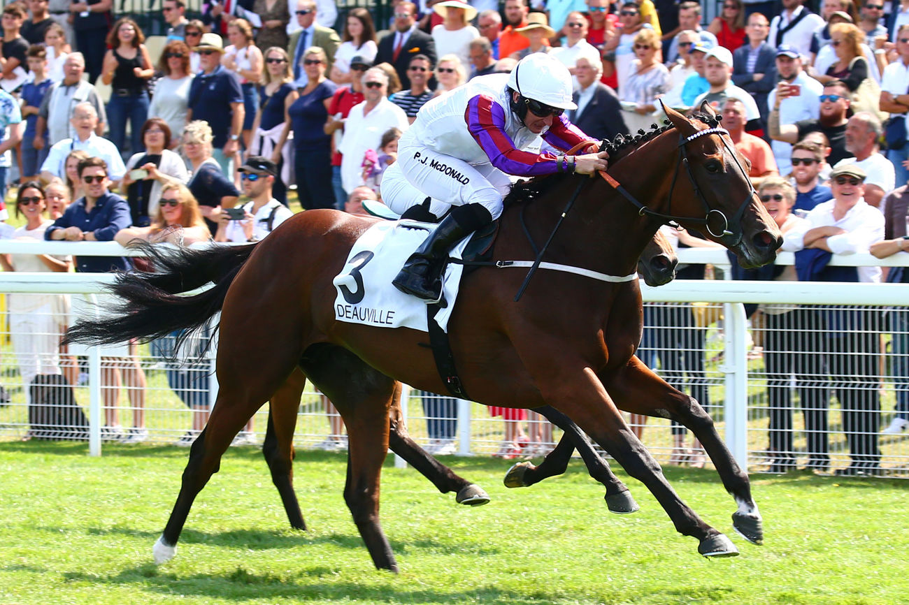 "COOLMORE ""FASTNET ROCK"" MATRON STAKES (GR1) - Laurens face à cinq O'Brien"