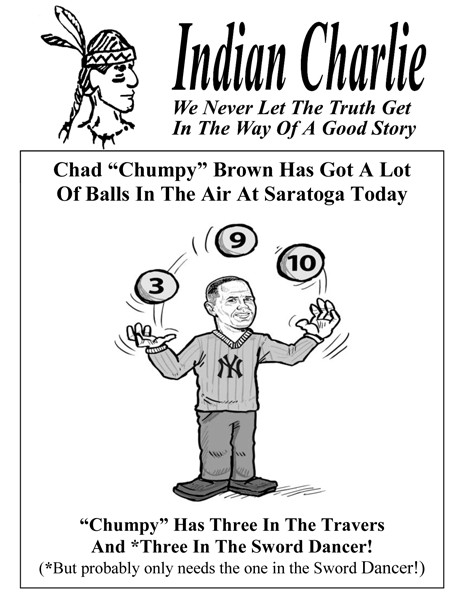 Le mot de la fin : Indian Charlie