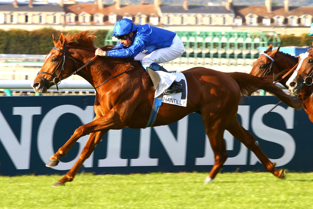 Line of Duty vers le Moulin de Longchamp