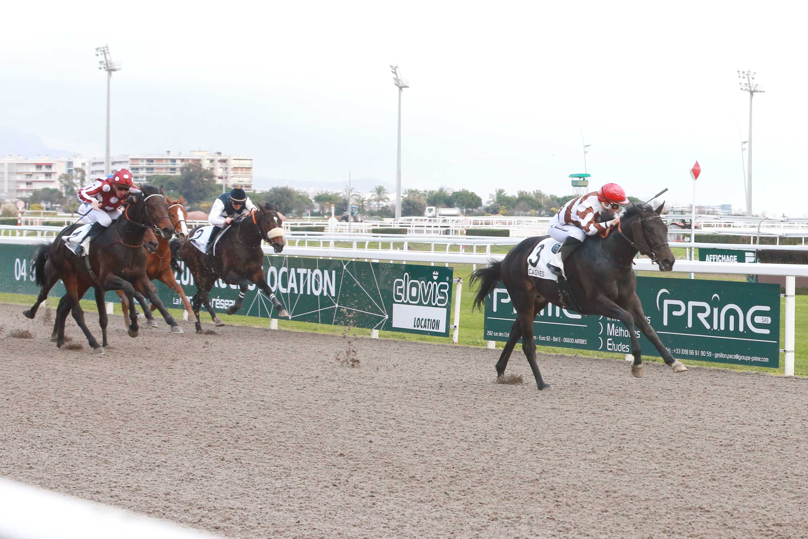PRIX LOUIS GAUTIER VIGNAL (CLASSE 2) - London Memories poursuit sa série