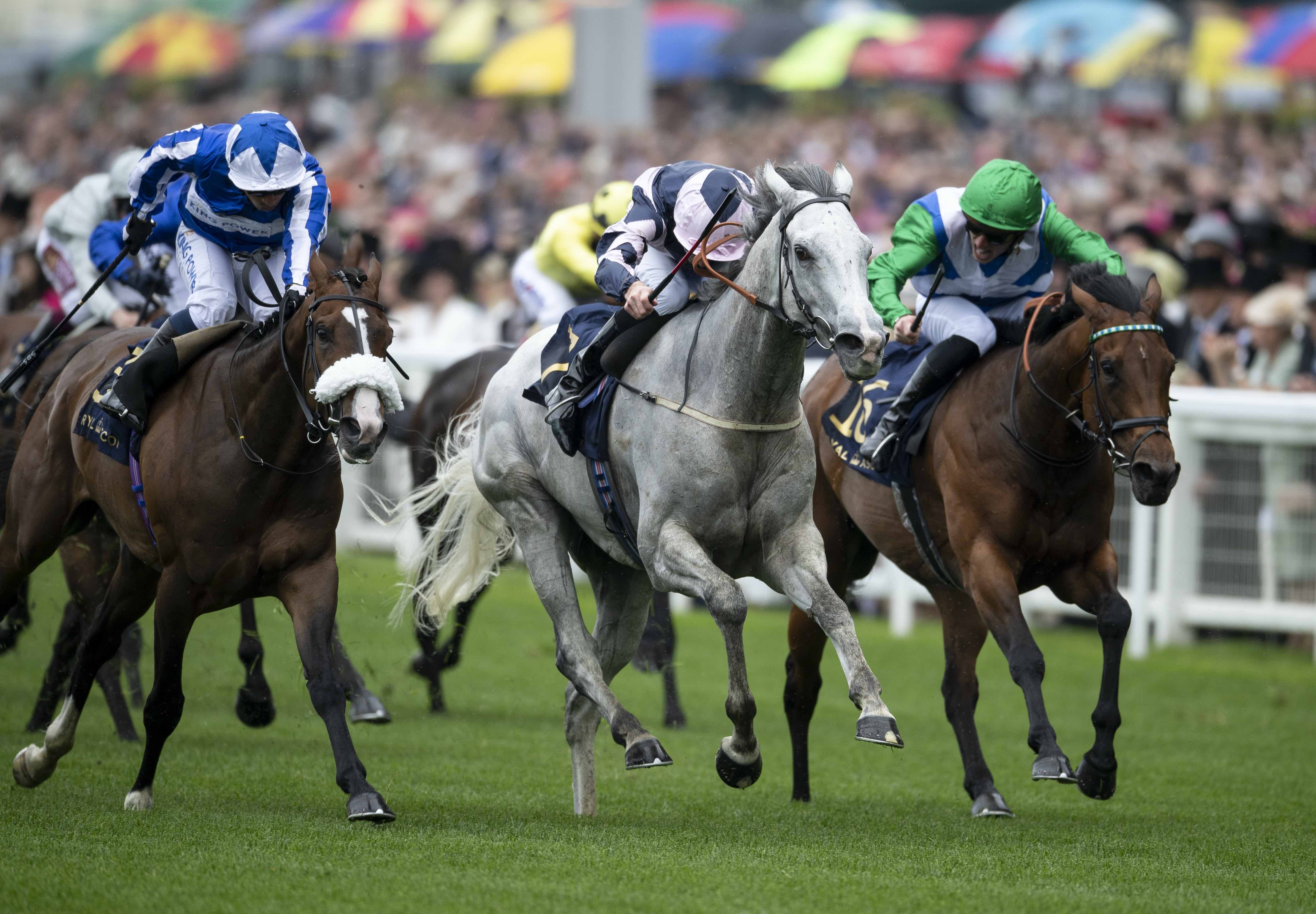 Lord Glitters vise le doublé dans le Strensall Stakes