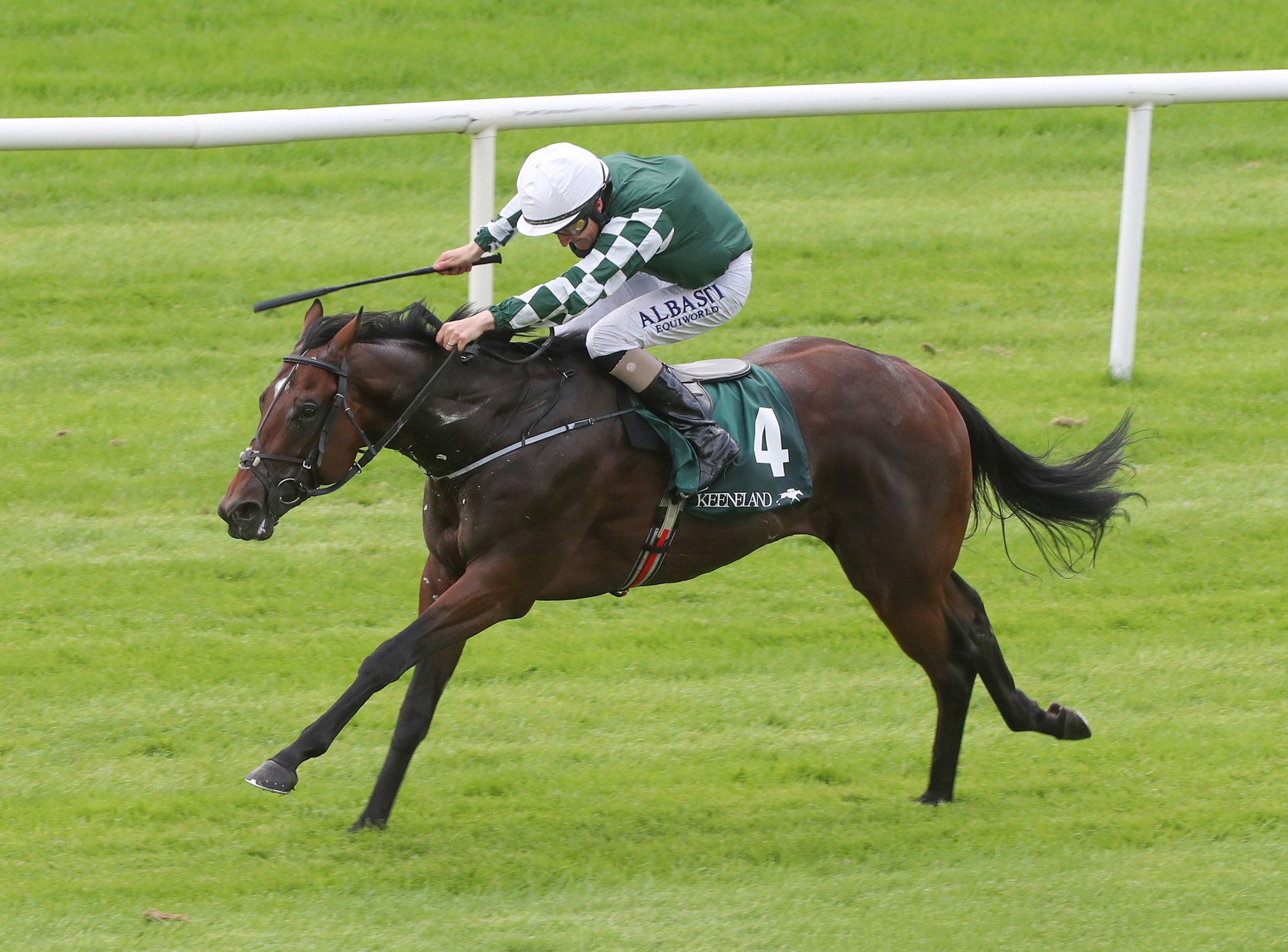 Juddmonte Middle Park Stakes (Gr1) : Lucky Vega revient en mode sprinter