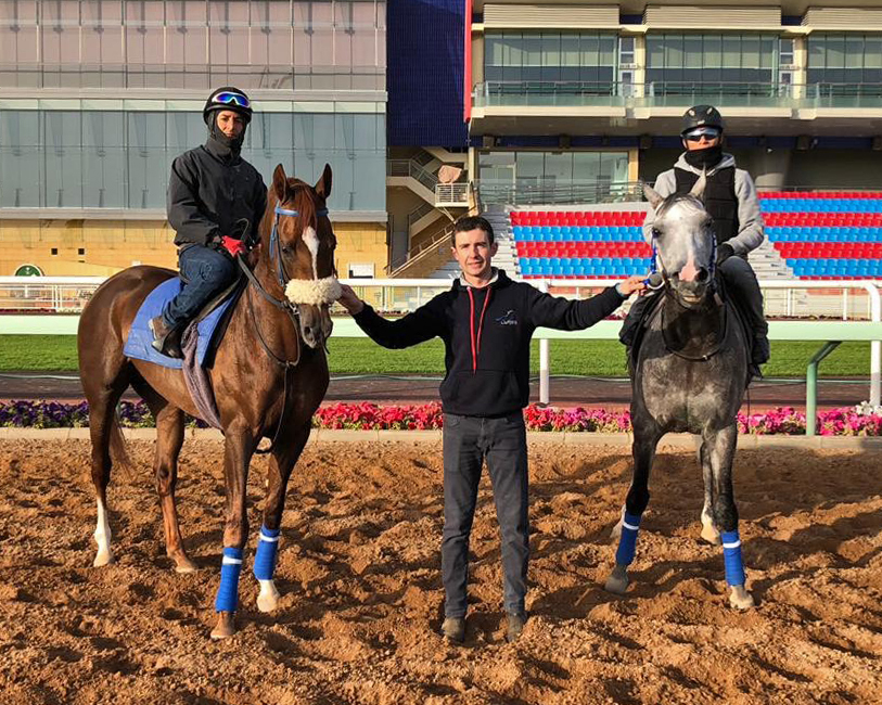 Champion UK trainer Philip Collington shares his Saudi