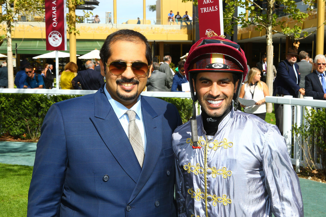 "QATAR ARABIAN WORLD CUP: Nasser Sherida Al Kaabi: ""Racing is about transmission"""