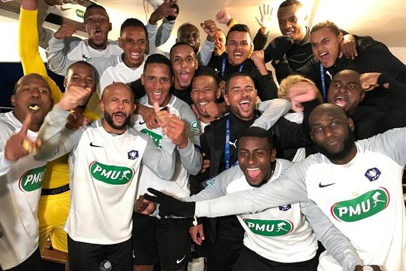 Le Petit Poucet de la Coupe de France de Football à Vincennes