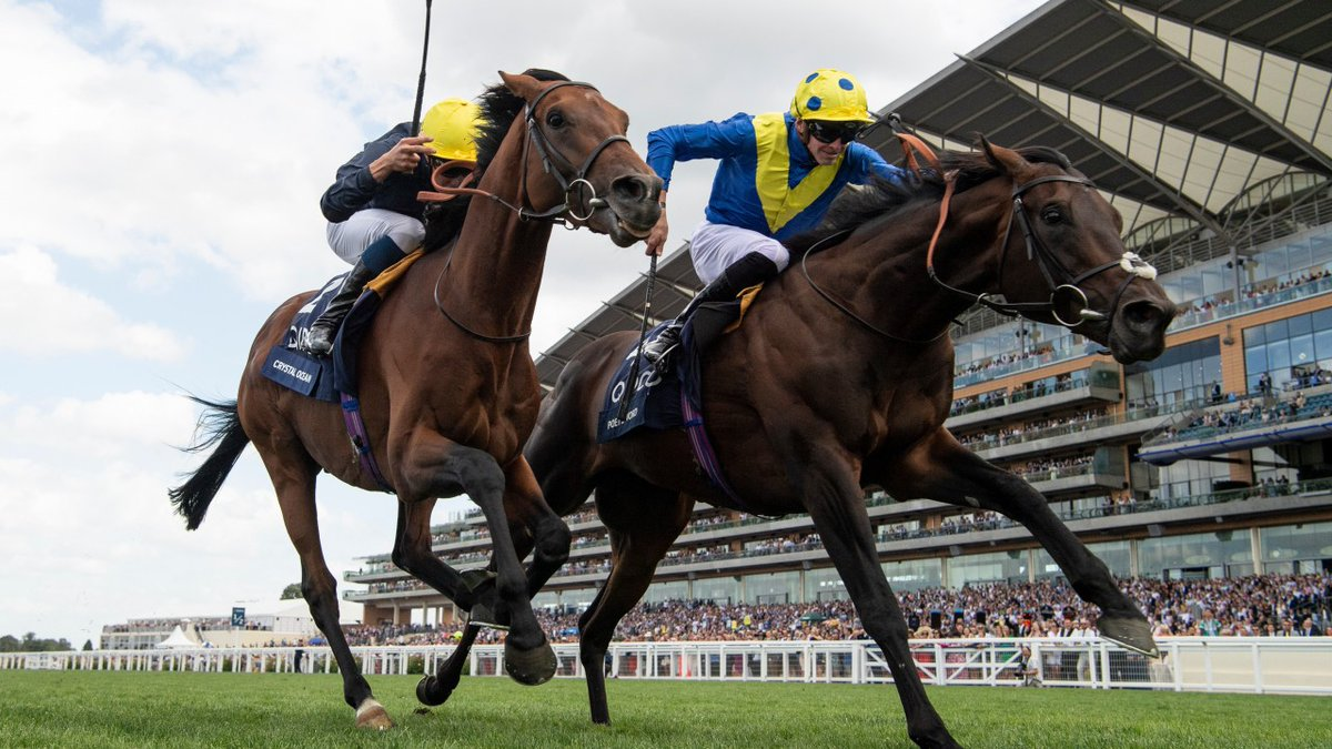 KING GEORGE VI AND QUEEN ELIZABETH STAKES (GR1) - Poet's Word, un autre record pour Sir Michael