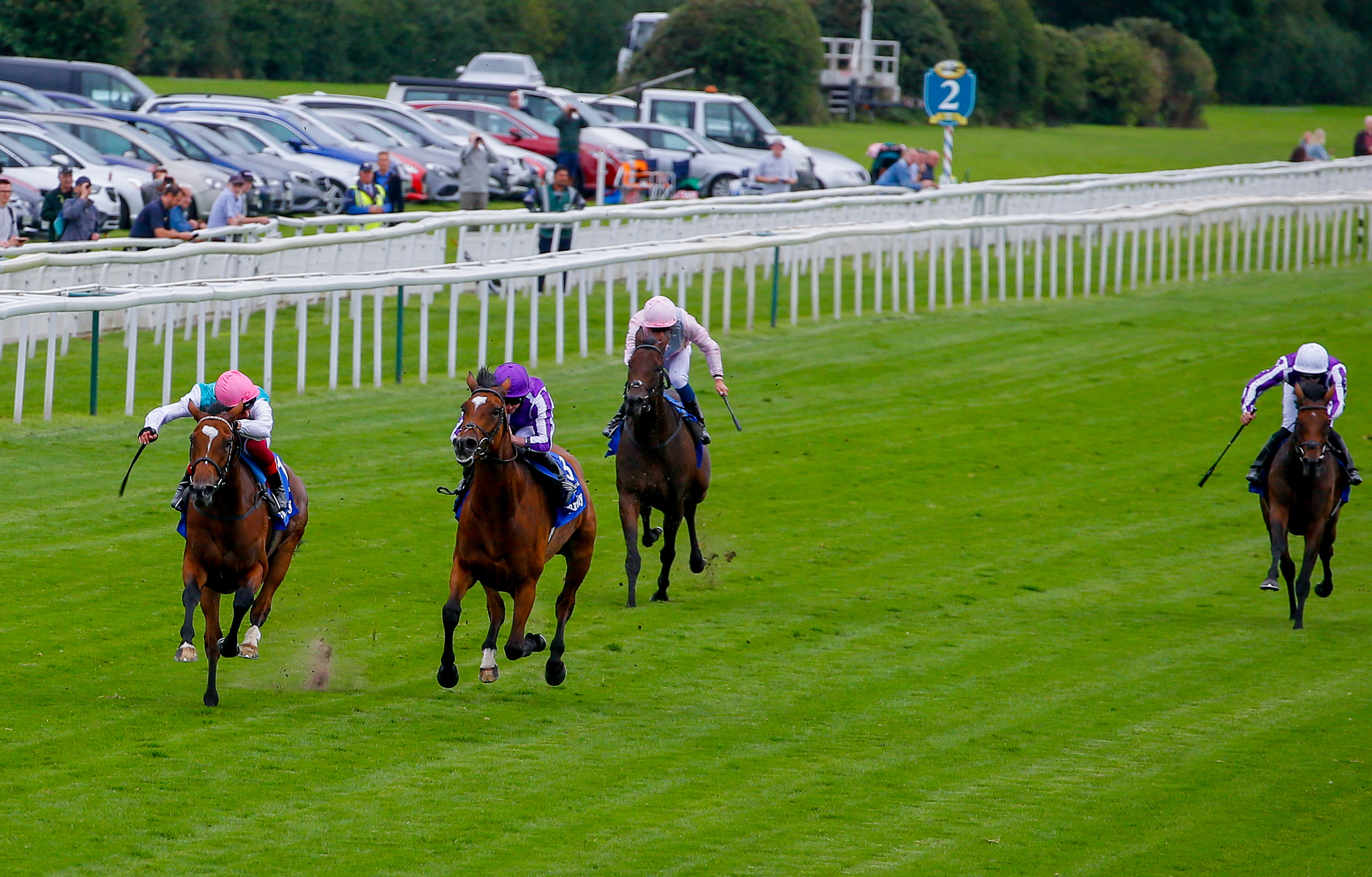 DARLEY YORKSHIRE OAKS (Gr1) - Simply the best !