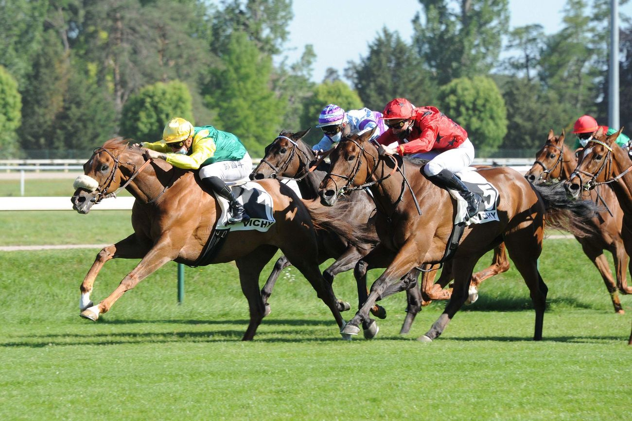 Prix de Luzarches (Classe 2) - Roc Angel rassure