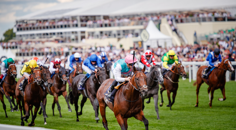 Royal Ascot au temps du virus