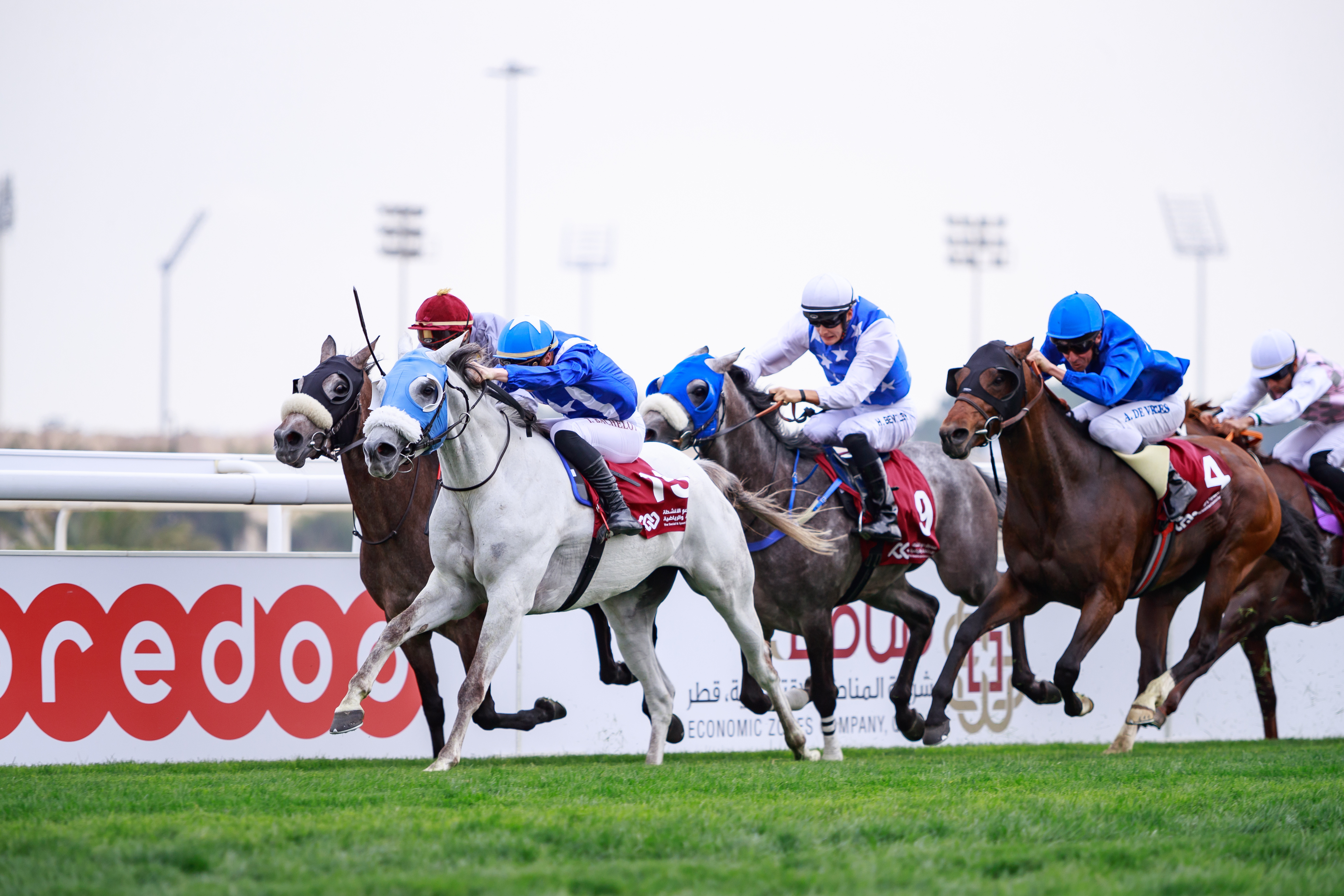 QATAR INTERNATIONAL CUP - Sharesa enjoys her first Gr1 win as European project again figures on the agenda