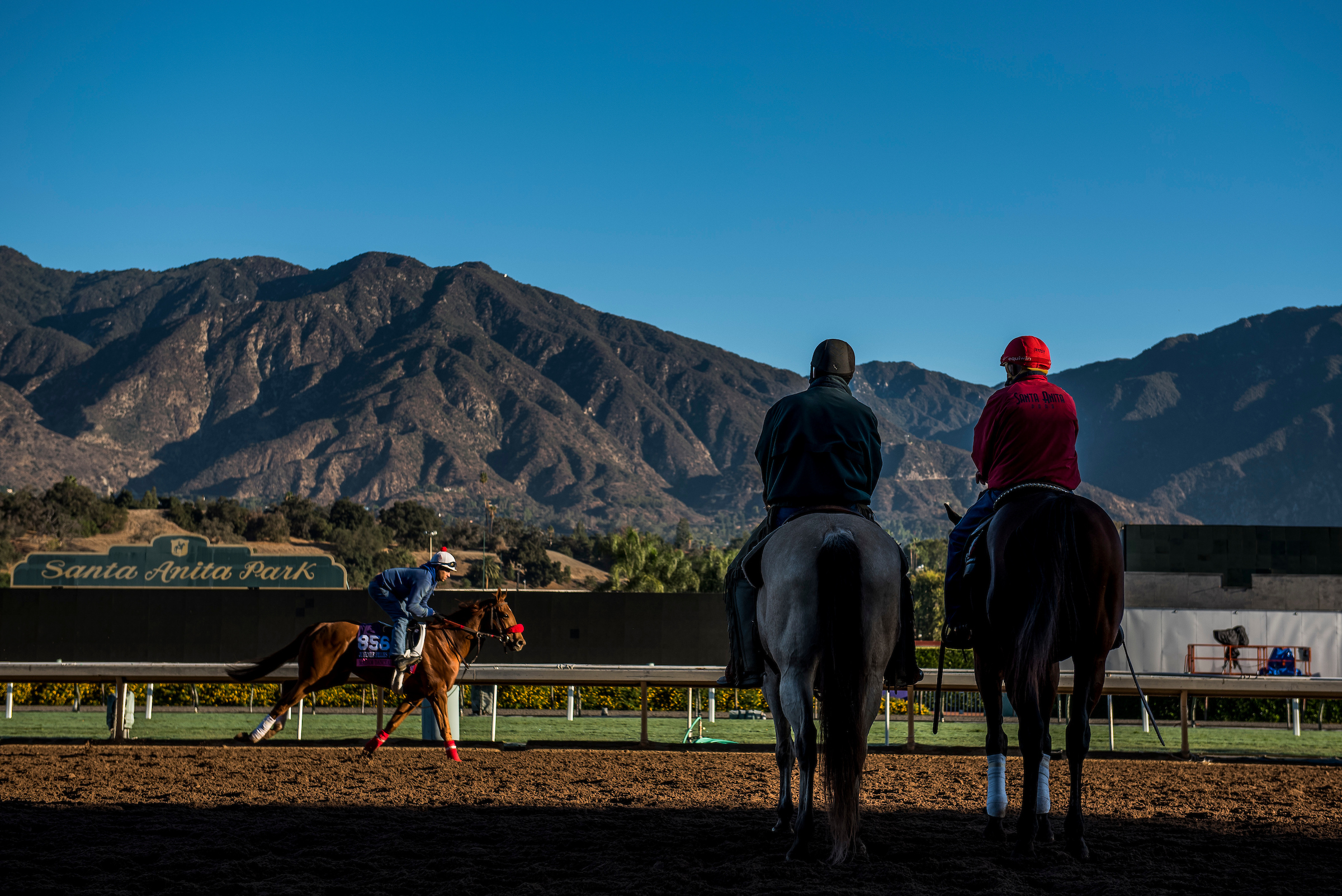 Santa Anita cherche concurrents non californiens…