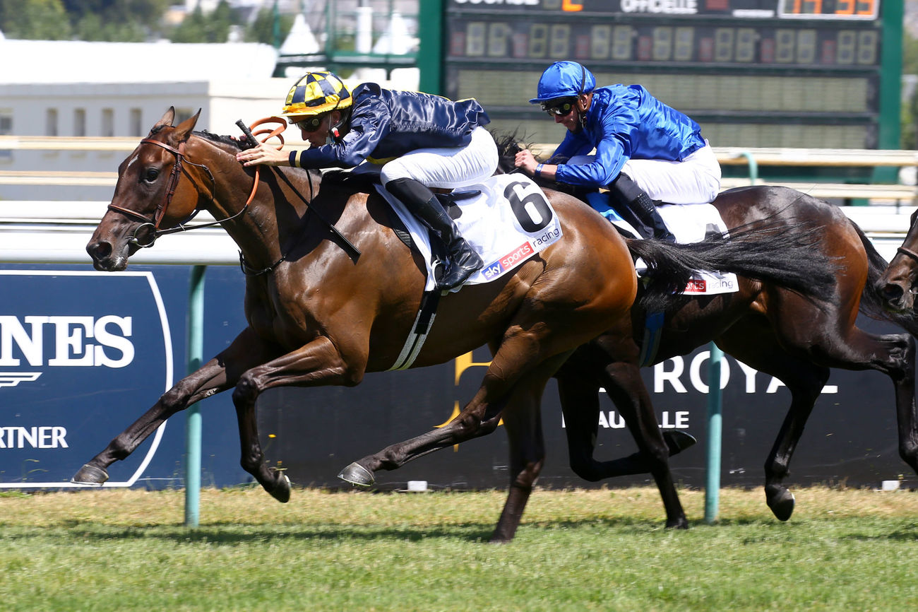 Prix Six Perfections Sky Sports Racing (Gr3) : See the Rose, une grosse cylindrée