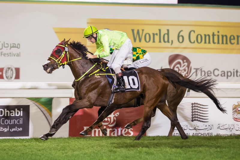 Sharaf Al Reef posts a career best