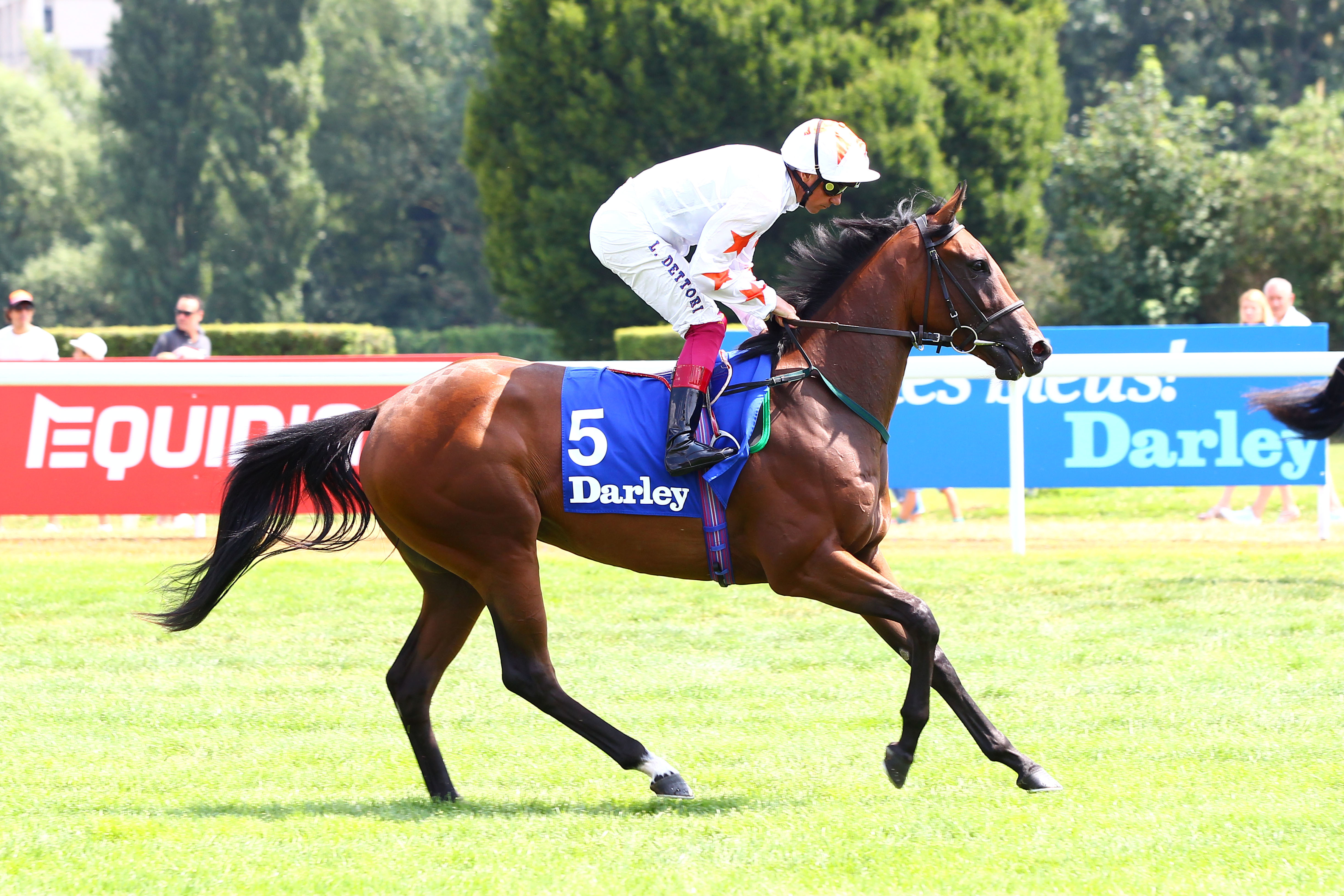 Signora Cabello vers les Westow Stakes à York