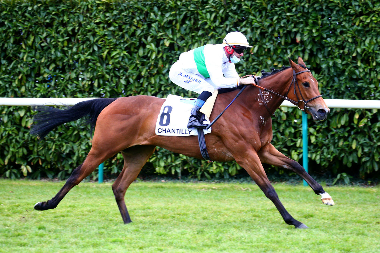 Demain à Chantilly