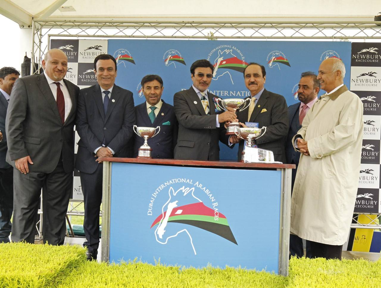 DIAR INTERNATIONAL STAKES - AN UNFORGETTABLE DAY FOR THE HARAS DU BERLAIS - ROYAL STABLES OF OMAN PARTNERSHIP