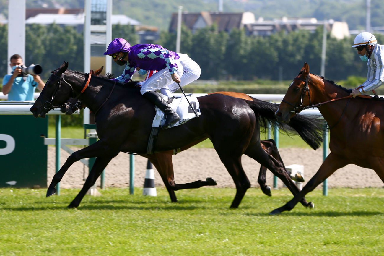 Prix Gold River - F.E.E. (L) : Think of Me a dû sortir le grand jeu