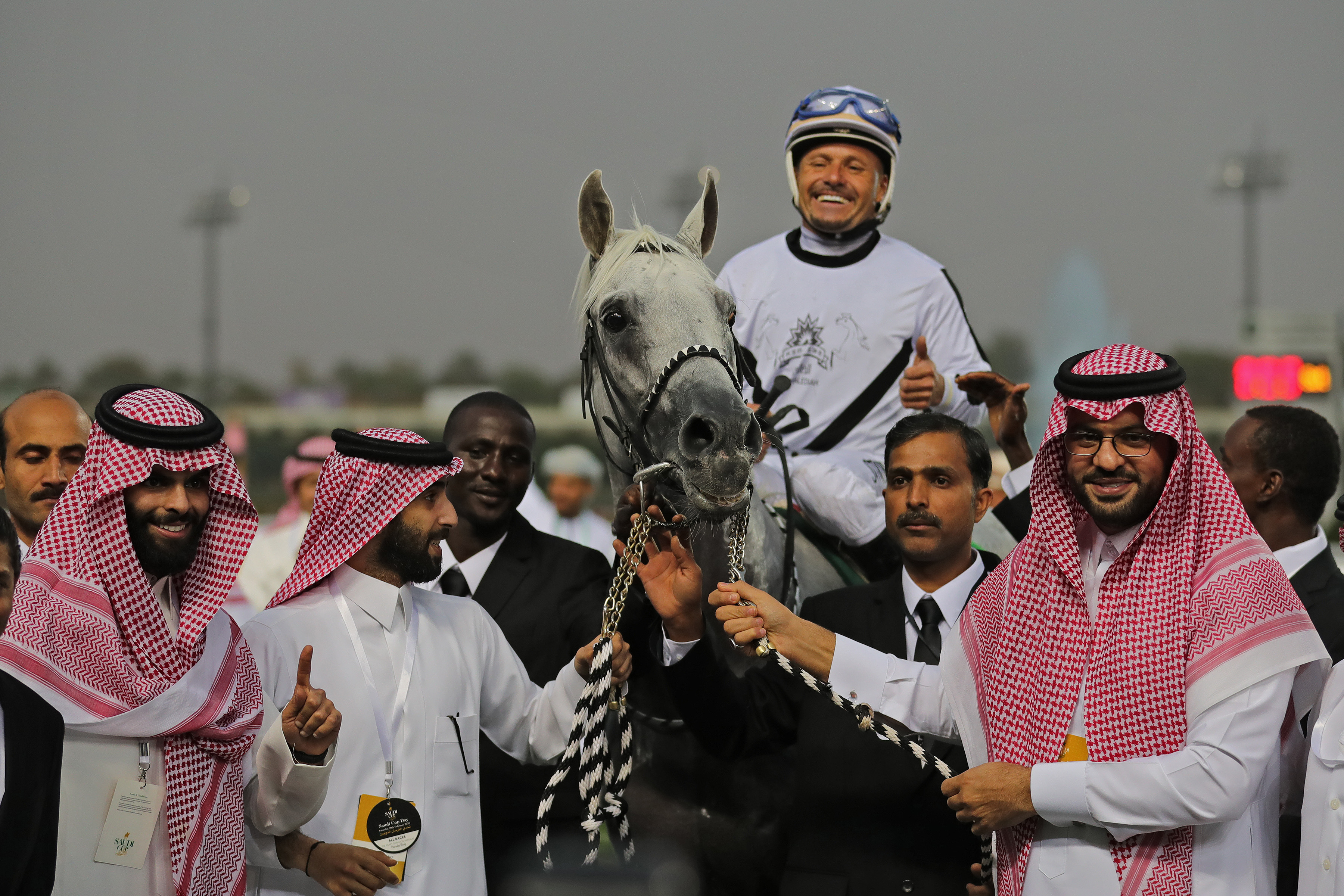 THE OBAIYA CLASSIC - TALLAAB AL KHALEDIAH SHOWS HIS PROWESS ON HOME SOIL
