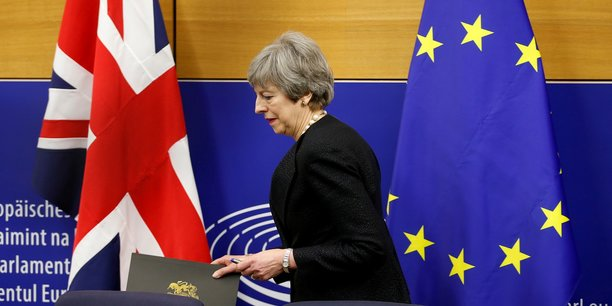 Brexit : report accepté… Sous conditions