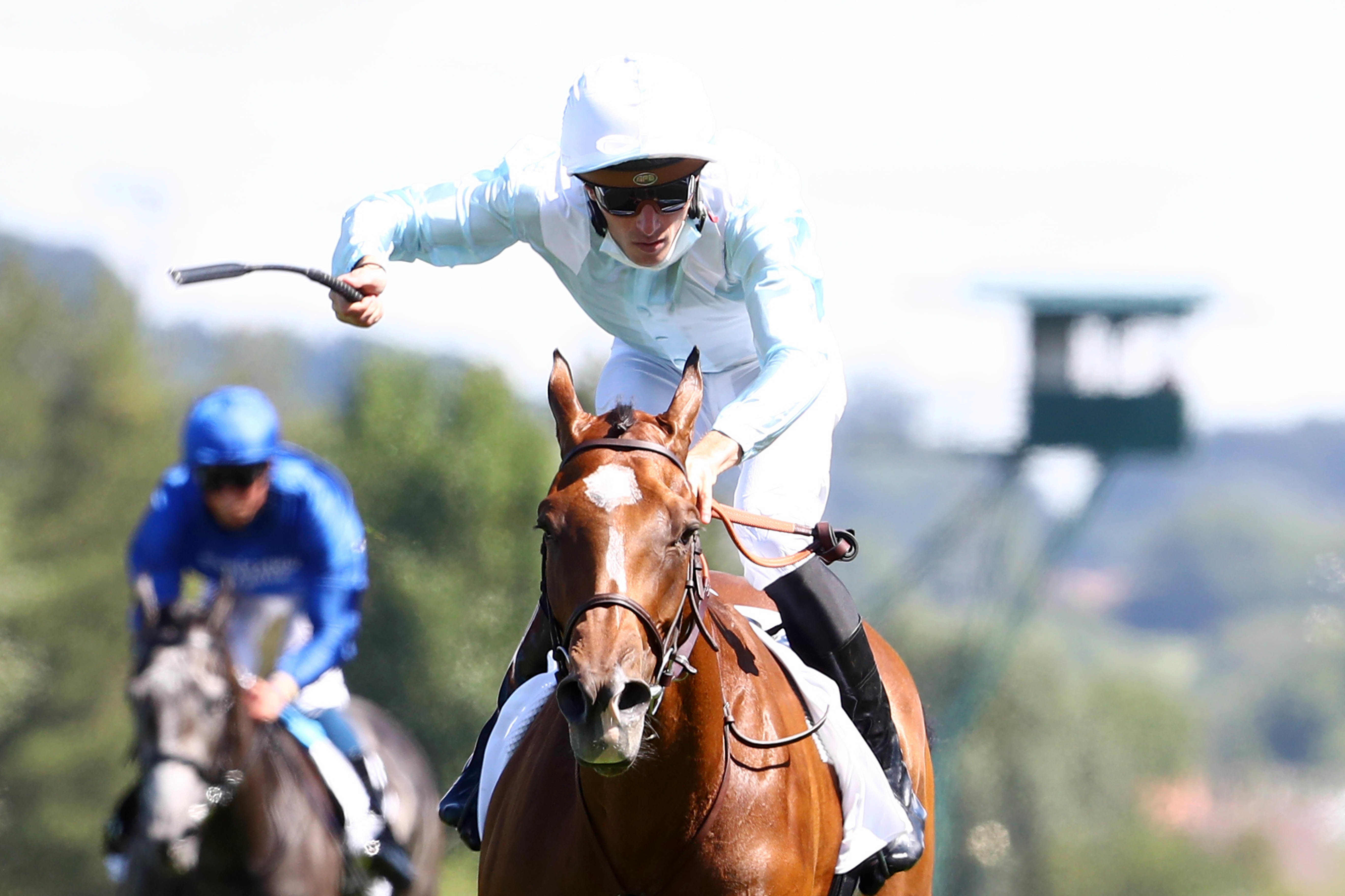 Prix Rothschild (Gr1) : Watch Me, I'm French!