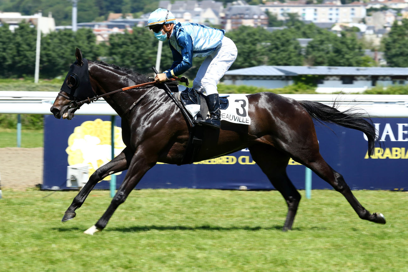 Premio Vittorio di Capua (Gr2) : We Ride the World dans un mile très allemand
