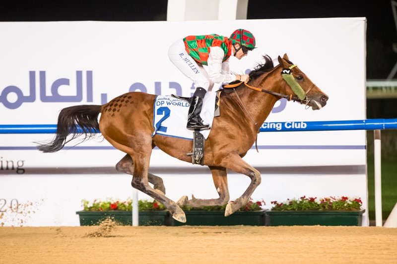 AL MAKTOUM CHALLENGE ROUND 2 - ZIYAD RECORDS A SECOND GR1 PA WIN AT MEYDAN