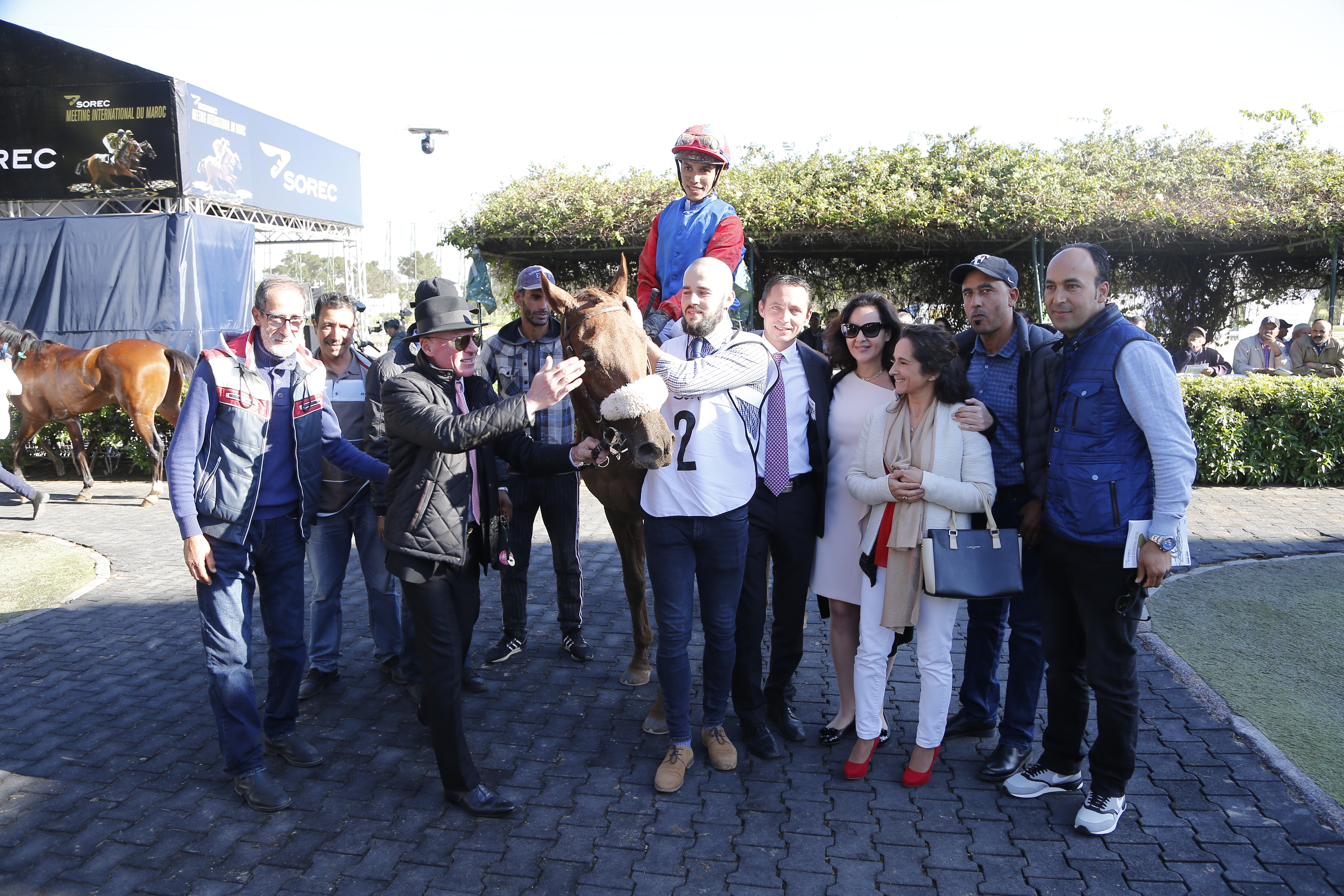 GRAND PRIX DE S.A.R. LE PRINCE MOULAY RACHID - Al Noury makes a triumphant homecoming