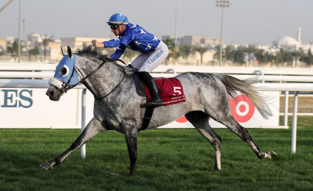 H.H. THE AMIR SWORD TRIAL (GR3 PA) - Gazwan leaves the opposition standing as historic challenge beckons